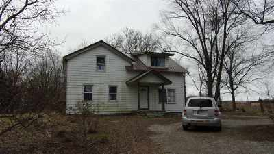 Marshall County Single Family Home For Sale: 1149 12 B Road