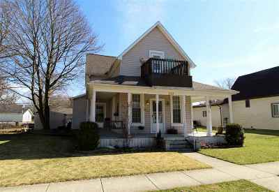 Jonesboro Single Family Home For Sale: 707 S Main St Street