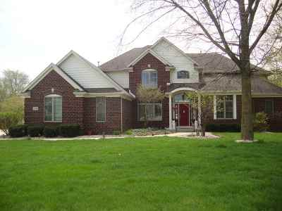Fort Wayne Single Family Home For Sale: 11103 Clarewood Court