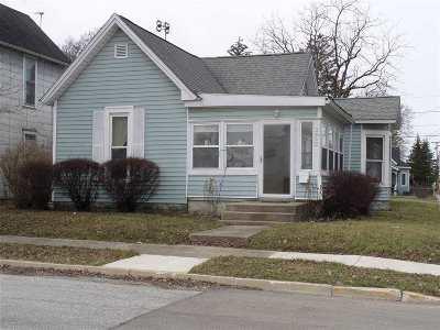 Marion Single Family Home For Sale: 3802 S Harmon Street