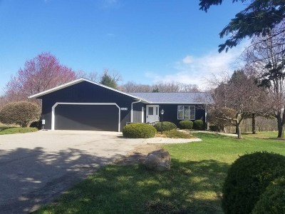 Marshall County Single Family Home For Sale: 20378 Sr 117 Road