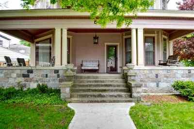 Auburn Single Family Home For Sale: 507 N Main St Street
