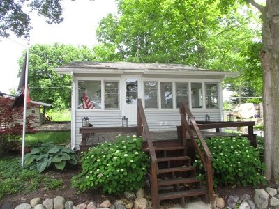 Hamilton Single Family Home For Sale: 595 Lane 120
