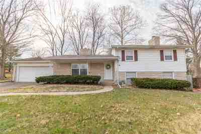 Newburgh Single Family Home For Sale: 618 St. Catherine Court