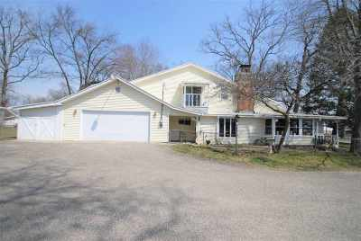 Elkhart Single Family Home For Sale: 50923 North Shore Drive