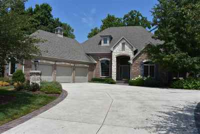 Allen County Single Family Home For Sale: 10612 Indian Ridge Drive