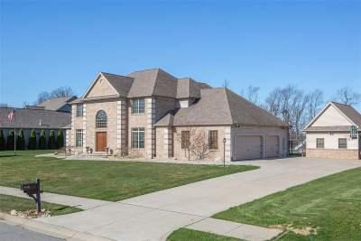 South Bend Single Family Home For Sale: 53331 Rose Quartz Lane