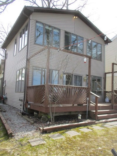Steuben County Single Family Home For Sale: 160 Lane 150h Hamilton Lk