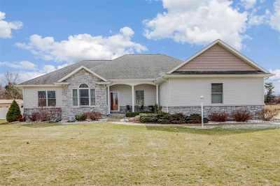 Goshen Single Family Home For Sale: 19794 El Dorado Drive
