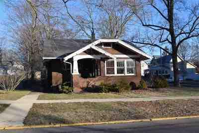 Syracuse Single Family Home For Sale: 206 E Main St