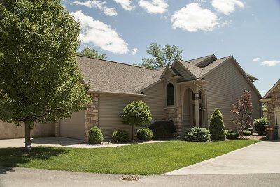 Steuben County Condo/Townhouse For Sale: 990 Lane 200 Lake James Blvd