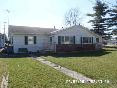Summitville Multi Family Home For Sale: 110/112 W Summitville Street