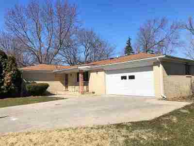 Marion Single Family Home For Sale: 1414 W Glendale Drive
