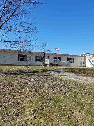 Angola Manufactured Home For Sale: 723 S 650 W