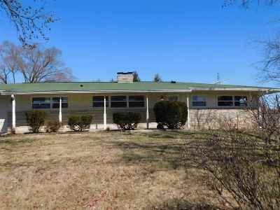 Marion Single Family Home For Sale: 1606 W Snyder