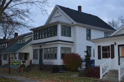 Plymouth IN Single Family Home For Sale: $105,000