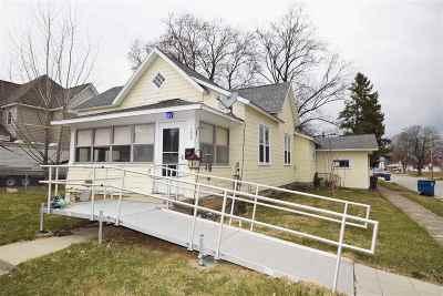 Gas City Single Family Home For Sale: 129 E South B St
