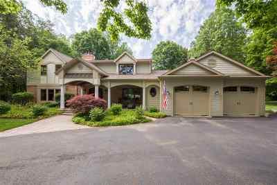 South Bend Single Family Home For Sale: 19110 Farmington Lane