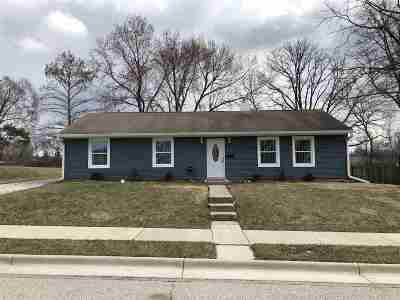 Lafayette Single Family Home For Sale: 3150 Longlois