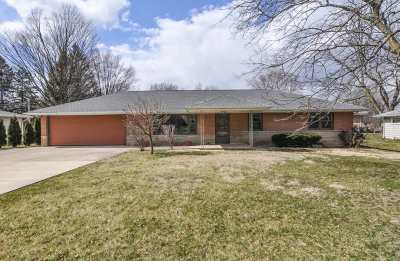 Single Family Home For Sale: 2117 N Salisbury St
