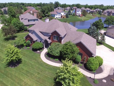 Fort Wayne IN Single Family Home For Sale: $474,900
