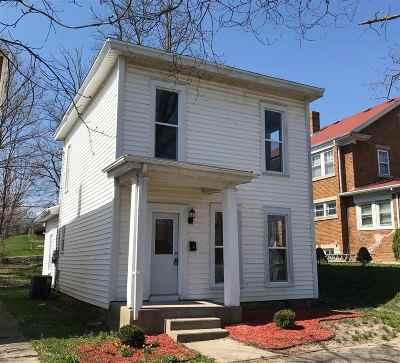 Huntington Single Family Home For Sale: 240 E Tipton Street