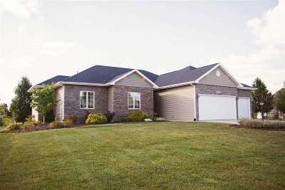 Fort Wayne Single Family Home For Sale: 13622 Sandstone Court