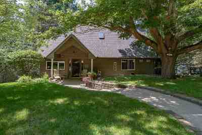 Steuben County Single Family Home For Sale: 495 Lane 298 Crooked Lk