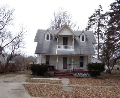 Angola Single Family Home For Sale: 414 S Superior St