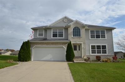Columbia City Single Family Home For Sale: 383 S Eagle Glen Trail