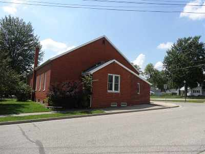 Wabash Single Family Home For Sale: 480 Washington Street