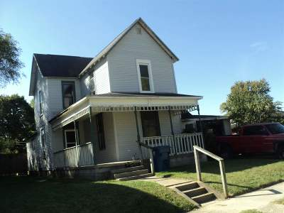 Gas City Multi Family Home For Sale: 114 E South A St