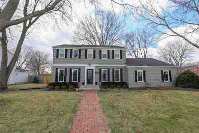 Fort Wayne IN Single Family Home For Sale: $189,900