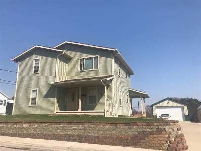 Jasper Multi Family Home For Sale: 1512 Jackson Street