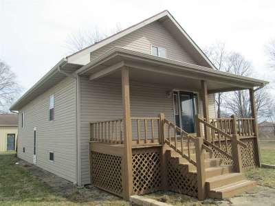 Marshall County Single Family Home For Sale: 898 N Queen Road