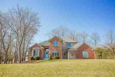 Fort Wayne Single Family Home For Sale: 12020 Woodbourne Court