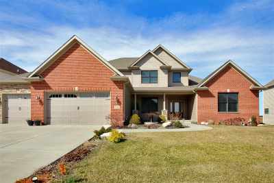 West Lafayette IN Single Family Home For Sale: $539,000