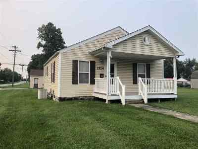 Marion Single Family Home For Sale: 1524 W 9th Street