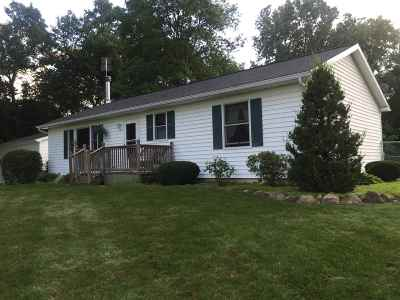 Marshall County Single Family Home For Sale: 13473 Upas Road