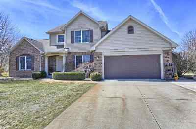 Goshen Single Family Home For Sale: 67170 Chadwick Ct