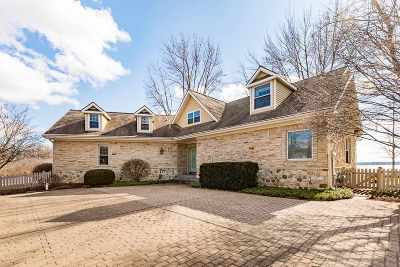 Syracuse Single Family Home For Sale: 8721 E Sunset Lane