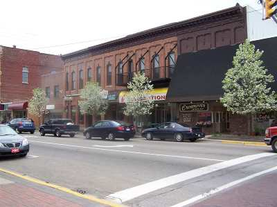 Warsaw Commercial For Sale: 106 E Center Street