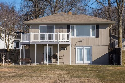 Elkhart Single Family Home For Sale: 25130 North Shore Drive