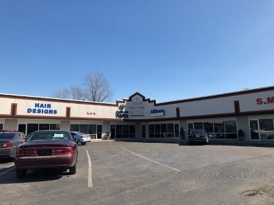 Commercial Lease For Lease: 3409 S Western Ave