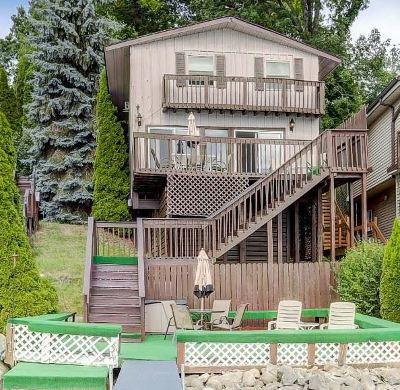 Angola Single Family Home For Sale: 40 Lane 440 Lake James Blvd
