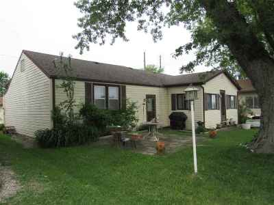 Columbia City Single Family Home For Sale: 3958 W Lakeshore Dr-57
