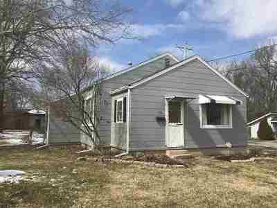 Marion Single Family Home For Sale: 2002 S Nebraska Street