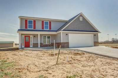 Evansville Single Family Home For Sale: 6615 Kinway Drive