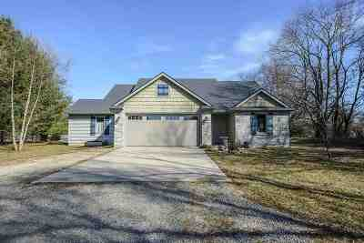 Angola Single Family Home For Sale: 4780 W Binkley Road