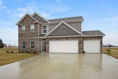 Roanoke Single Family Home For Sale: 11428 Nightingale Cove
